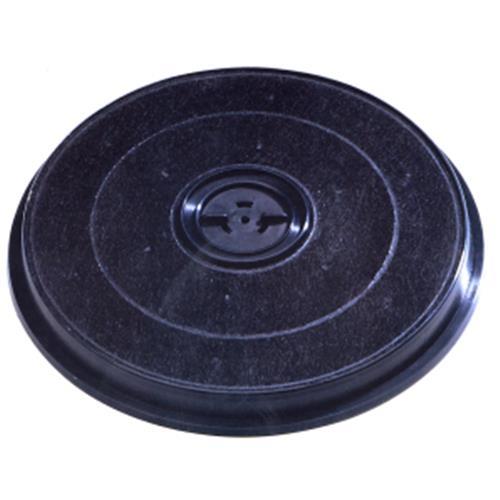 Filtro cappa carboni attivi diametro 233mm altezza 25mm for Filtro cappa faber