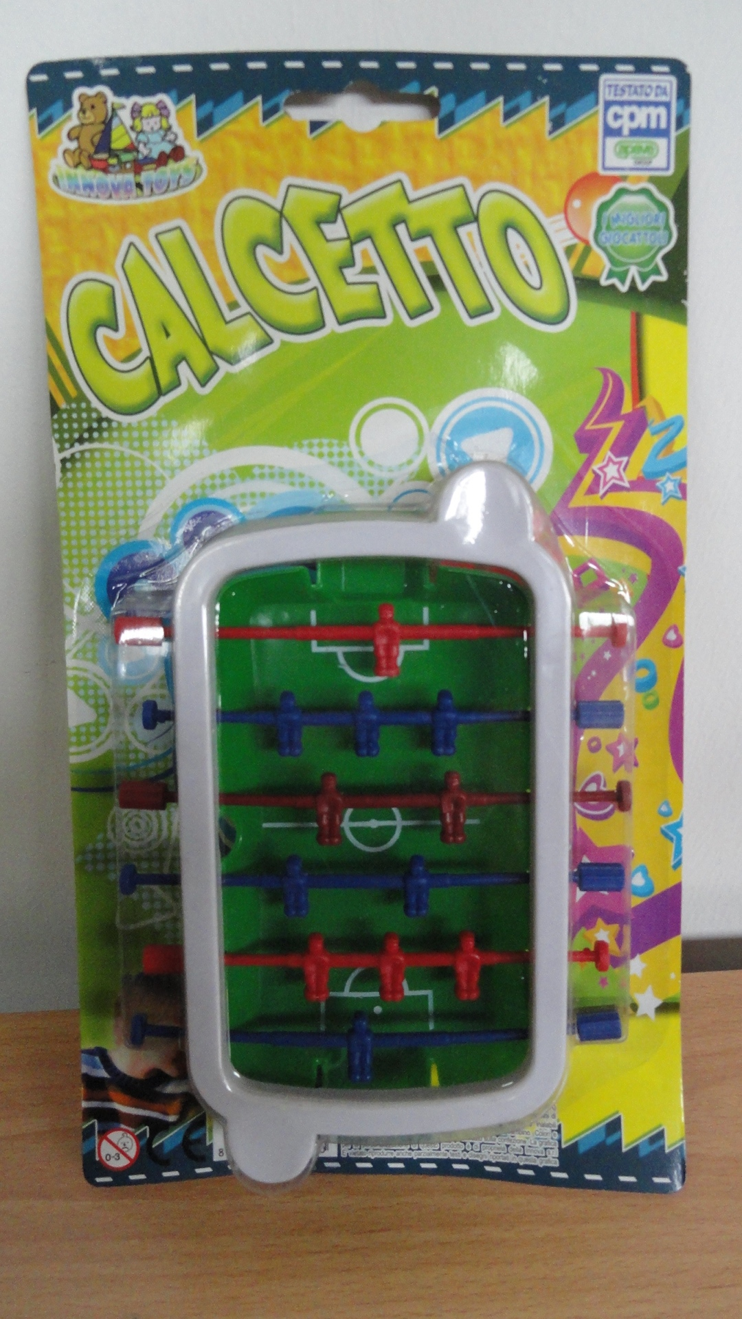 Mini calcetto calcio balilla da tavolo passatempo ebay - Calcio balilla da tavolo ...