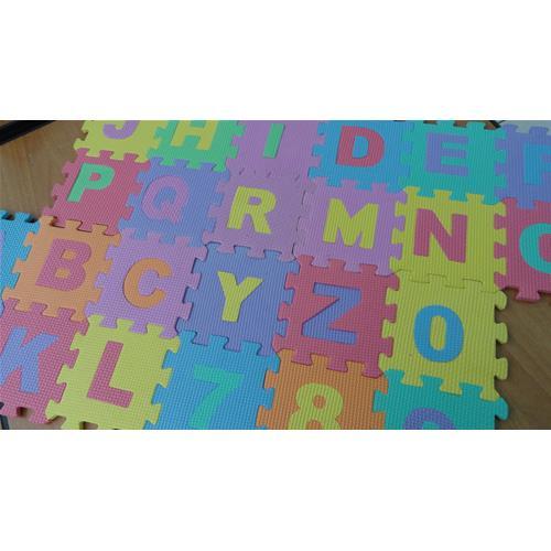 Tappeto Puzzle Con Numeri O Animali 10 90eur Tappeto In ...