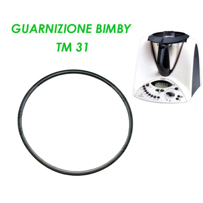 GUARNIZIONE BIMBY TM21 GUARNIZIONE COPERCHIO TM21 adattabile 1° qualità